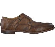 Cognac Greve Business Schuhe 2444