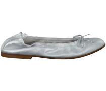 Silberne Clic Ballerinas CS7290 BEDEL