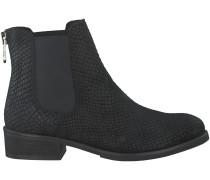 Schwarze Omoda Chelsea Boots R10473