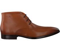 Cognac Van Lier Business Schuhe 6121