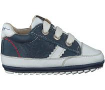 Blaue Shoesme Babyschuhe BP7S007