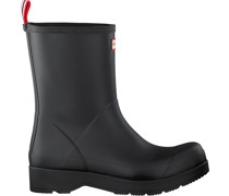 Hunter Gummistiefel Mens Original Play Boot Mid Bl Schwarz Herren
