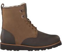 Braune UGG Boots HANNEN TL