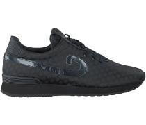 Schwarze Cruyff Classics Sneaker TROPHY RAPID V2