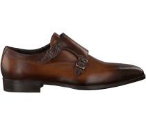 Cognac Giorgio Business Schuhe HE50243