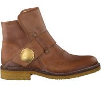 Braune Ca'Shott Ankle Boots 14065