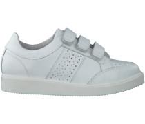 Weiße La Strada Sneaker 030013