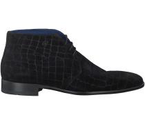 Schwarze Greve Business Schuhe 2544