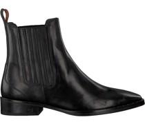 Chelsea Boots Trona 751134 Schwarz Damen