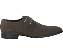 Taupe Greve Business Schuhe 2429