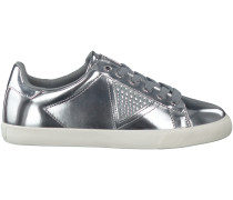 Silberne Guess Sneaker FLMA73