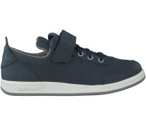 Blaue Timberland Sneaker COURT SIDE OXFORD
