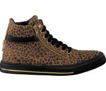 Braune Hip Sneaker H1421