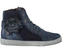 Blaue Clic Sneaker CL8515