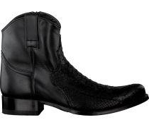 Schwarze Sendra Boots 12830P