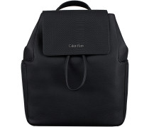 Schwarze Calvin Klein Rucksack NIN4 BACKPACK