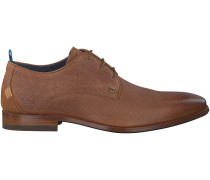 Cognac Rehab Business Schuhe GREG WALL 02