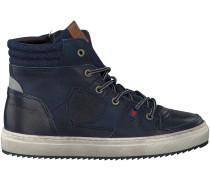 Blaue Vingino Sneaker SIL MID
