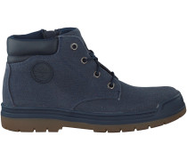 Blaue Timberland Boots RAMBLE WILD CANVAS