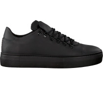 Schwarze Nubikk Sneaker Jagger Classic Gomma