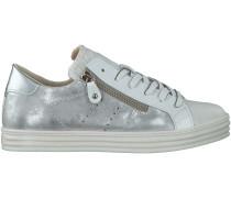 Weiße Maripé Sneaker 22281