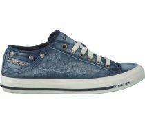 Blaue Diesel Sneaker MAGNETE EXPOSURE IV LOW