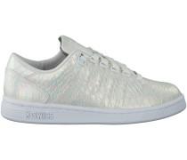 Weisse K-Swiss Sneaker LOZAN III