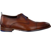 Floris Van Bommel Business Schuhe 18006 Cognac Herren