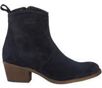 Blaue Omoda Stiefeletten 8397
