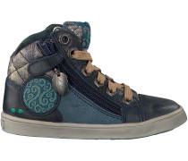 Blaue Bunnies Sneaker VEERLE VROEG