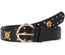 Gürtel Sunflower Studded Belt Schwarz Damen