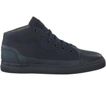 Blaue G-Star Sneaker THEC MONO