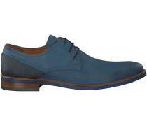 Blaue Van Lier Business Schuhe 5340
