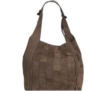 Taupe Kennel & Schmenger Handtasche 02550
