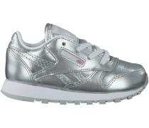 Silberne Reebok Sneaker CLASSIC KIDS