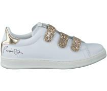 Weisse Hip Sneaker H1679