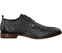 Graue Rehab Business Schuhe GREG 3D