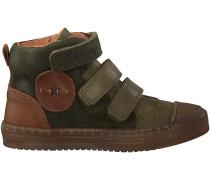 Khaki Kanjers Sneaker 5249VP