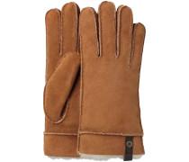 Cognac UGG Handschuhe TENNEY GLOVE