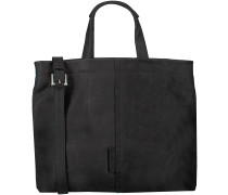 Schwarze Shabbies Handtasche 233020003