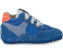 Blaue Shoesme Babyschuhe BP7S002