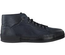 Schwarze Greve Sneaker 6544