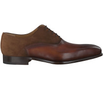 Cognac Magnanni Business Schuhe 18674