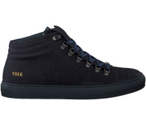 Blaue Nubikk Sneaker JHAY CORD ALL