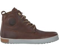 Braune Blackstone Boots AM02