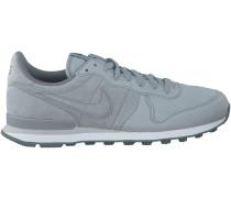 Graue Nike Sneaker INTERNATIONALIST HEREN
