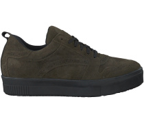 Grüne Omoda Sneaker R13906