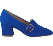 Blaue Omoda Pumps 176162112