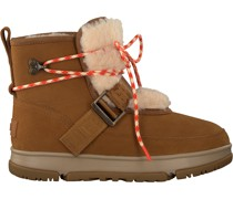 UGG Winterstiefel W Classic Weather Hiker Camel Damen