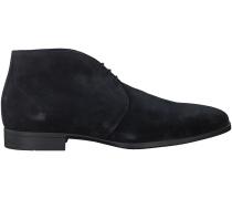 Blaue Greve Business Schuhe 2544
